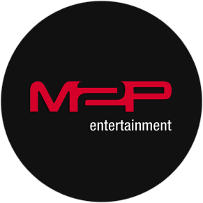 m2p Entertainment Logo